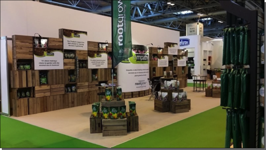 Plantworks stand GLEE