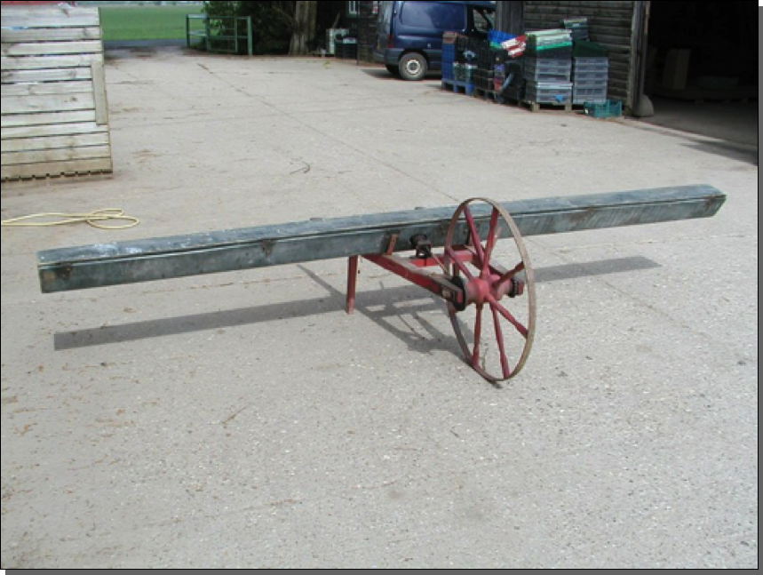 Push Grass Seeder